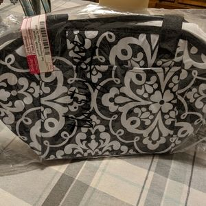 Thirty-one Thermal lunch tote. Medallion medley.